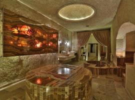 Oread Cave Suites, viešbutis mieste Urgupas