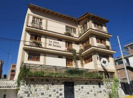 La Casa de Zarela, accommodation in Huaraz