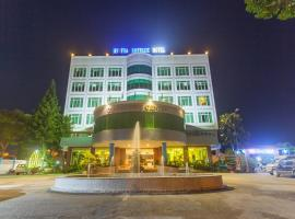 My Tra Riverside Hotel, hotel in Quảng Ngãi
