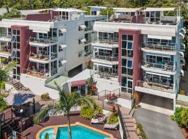 Bali Hai Apartments Noosa, hotel near Laguna Lookout, Noosa Heads