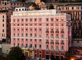 Grand Hotel Savoia, отель в Генуе