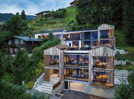 Senses Violett Suites - Adults Only, hotel in Zell am See