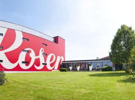 Rosenberger Motor-Hotel Ansfelden, hotel in Linz