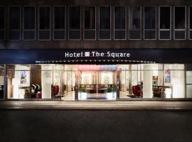 The Square, hotel near Strøget, Copenhagen
