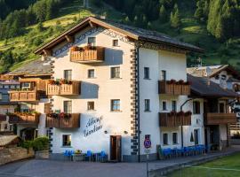 Hotel Giardino, hotel a Bormio