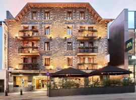Hotel de l'Isard – hotel w Andorze