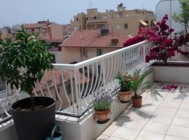 Val Roya Terrasse, hotel near Russian Orthodox Cathedral, Nice