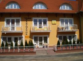 Tarr Apartmanok, Tímea Haus, hotel v destinaci Keszthely