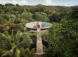 Four Seasons Resort Bali at Sayan, hotel in Ubud