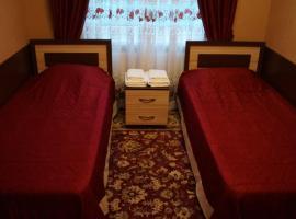 Отель Водопады Руфабго, отель в Каменномостском