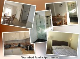 Warmbad Apartments, Hotel in Villach