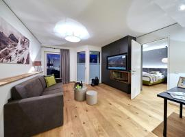 Two Timez - Boutique Hotel, hotel in Zell am See
