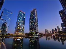 Oaks Liwa Heights Hotel Suites, hotel near The Montgomery, Dubai, Dubai