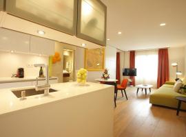 Cosmo Apartments Rambla Catalunya, feriebolig i Barcelona