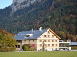 Hotel Tannahof, hotel in Au im Bregenzerwald