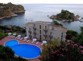 Hotel Isola Bella, hotel Taorminában