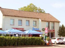 Hotel Taverne Inos, hotel near Aviation Museum Hannover-Laatzen, Hannover
