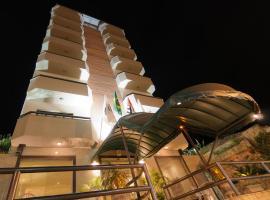 Hotel Montana Serra Negra, hotel em Serra Negra