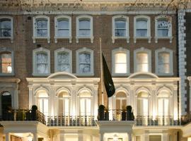 Claverley Court Apartment Knightsbridge, hotel in London