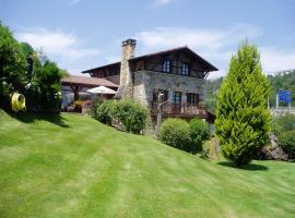 Casa Rural Erdikoetxe, hotel near Club de Golf Artxanda, Galdakao