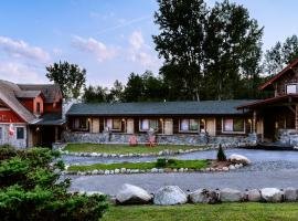Adirondack Spruce Lodge, hotel near Mixing Bowl, Wilmington