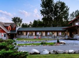Adirondack Spruce Lodge, hotel near Facelift, Wilmington