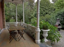 Pleasant Holiday Home in Spa with Sauna, pet-friendly hotel in Spa