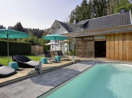 Modern Holiday Home in Spa with Swimming Pool, hotel with pools in Spa