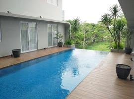 Nite and Day Residence Alam Sutera, hotel near Jakarta Soekarno Hatta Airport - CGK, Serpong