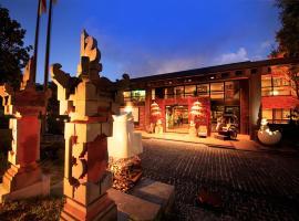 Hotel&Spa Anda Resort Izukogen, hotel in Ito