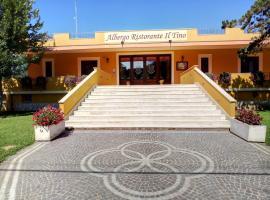 Albergo - Ristorante il Tino, hotel in Piedimonte San Germano