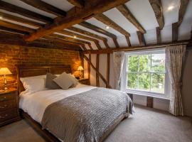 Green Farmhouse, hotel near Medway Services M2, Sittingbourne