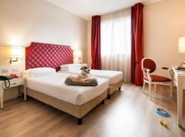 Just Hotel Lomazzo Fiera, hotel a Lomazzo