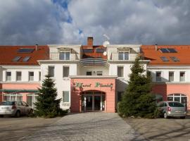 Platan Hotel, отель в Дебрецене