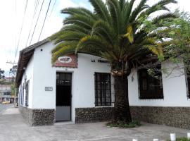 Hotel La Primavera, hotel in Riobamba
