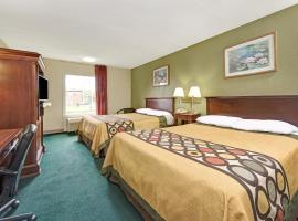 Super 8 by Wyndham Indianapolis South, motel in Indianapolis