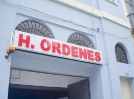 Hotel Ordenes (Adult Only), love hotel in Rio de Janeiro