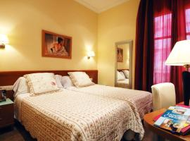 Hostal Orleans, hotel a Barcellona