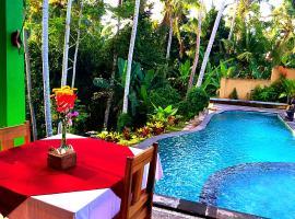 Dupa Ubud Villa, resort in Ubud