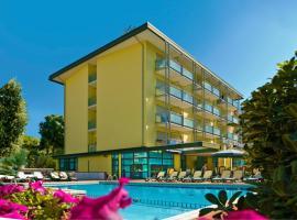 Hotel Concordia, hotel v Bibione