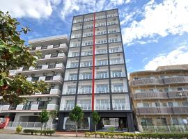 Beach Front Tower Mihama by DSH, hotel in Chatan