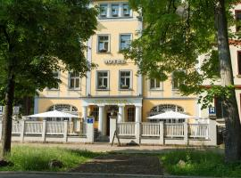 Hotel Alt-Weimar, hotel near Tiefurt Mansion and Park, Weimar