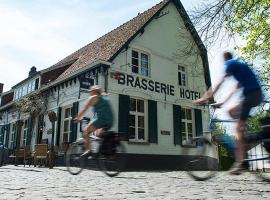 Hotel In't Boldershof, hotel near De Pinte, Deurle