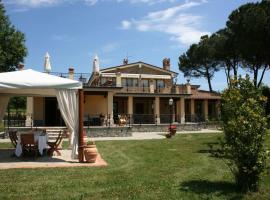 Villa Cappuccini, hotel a Castiglion Fiorentino