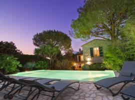 Villa Vuyani Antibes, hotel with pools in Antibes