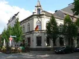 Stadt-Gut-Hotel Zum Rathaus, hotel in Oberhausen