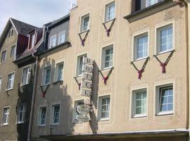 Hotel Schmidt, hotel in Selb