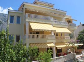 MG Ravlic Apartments, hotel near Makarska Main Square, Makarska