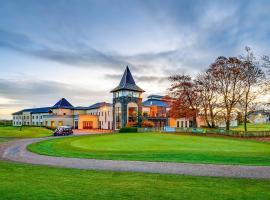 GN Ballykisteen Golf Hotel, hotel in Tipperary