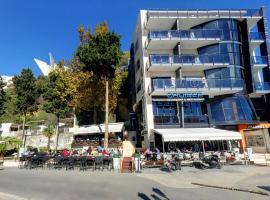 Hotel Cruiser, hotel in Ulcinj